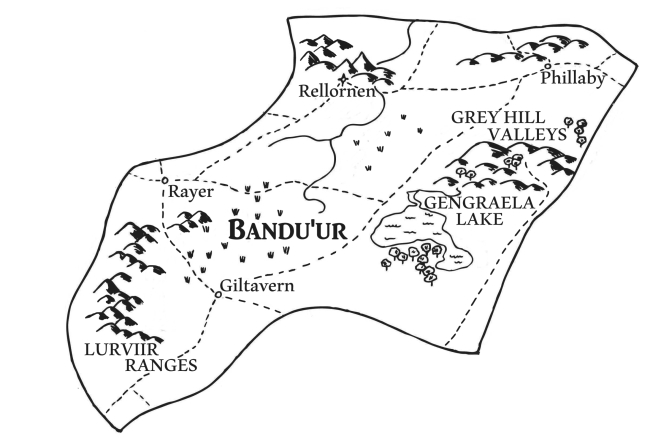 Kingdom Bandu'ur
