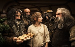 Bilbo Baggins the Unexpected Host