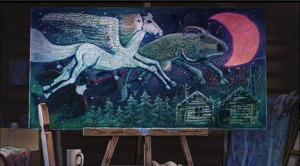Kiki Painting