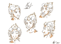 Norf Sketches