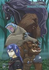 Beacon Thrones Enemies Poster