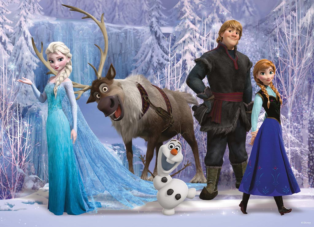 Frozen Christmas Special.Christmas Special A Fa Luffy Review Frozen Whims From