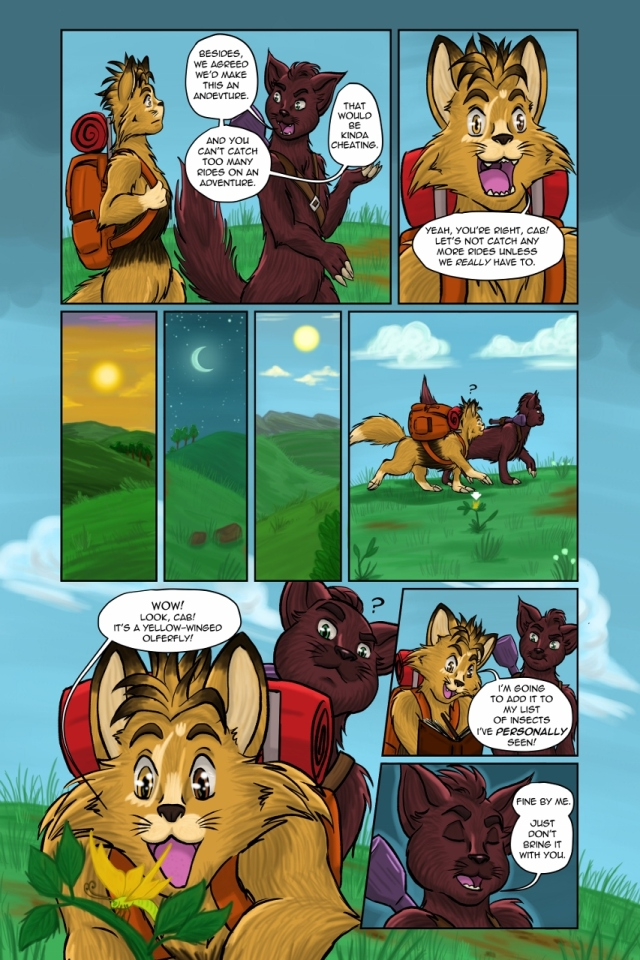 Cab and Taijorn Comic Page 5 (853x1280)
