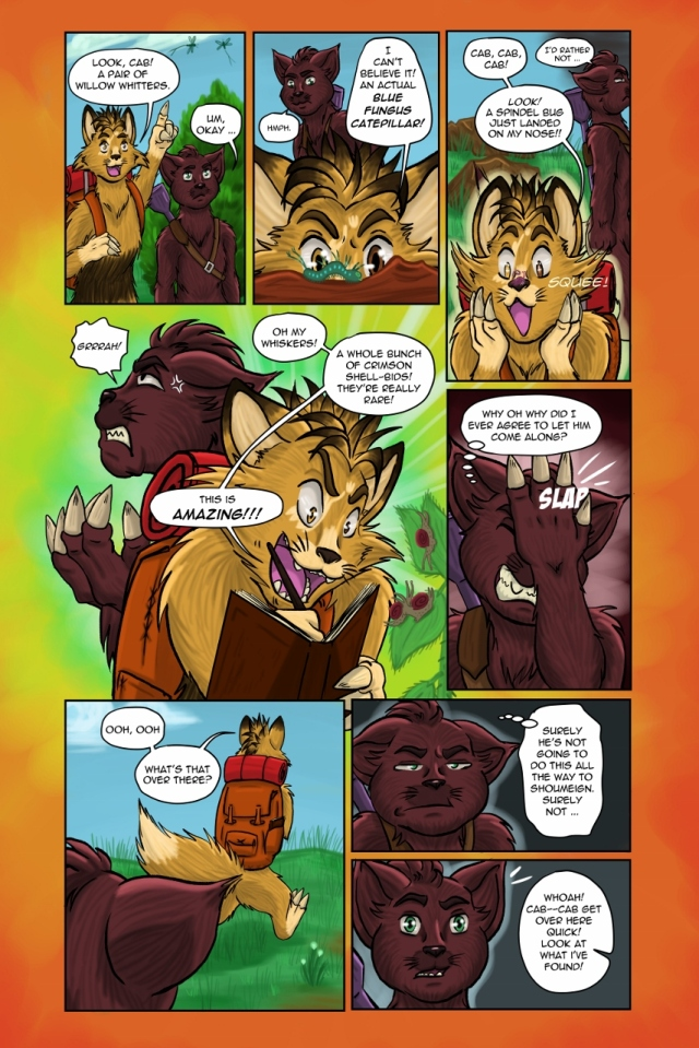 Cab and Taijorn Comic Page 6 (854x1280)