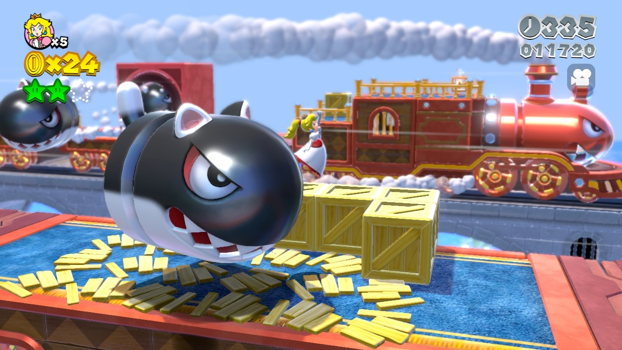 A Fa Luffy Review Super Mario 3d World Whims From Valadae