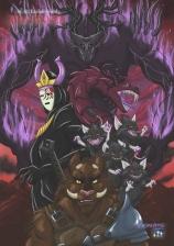 Kin Seeker Enemies Poster