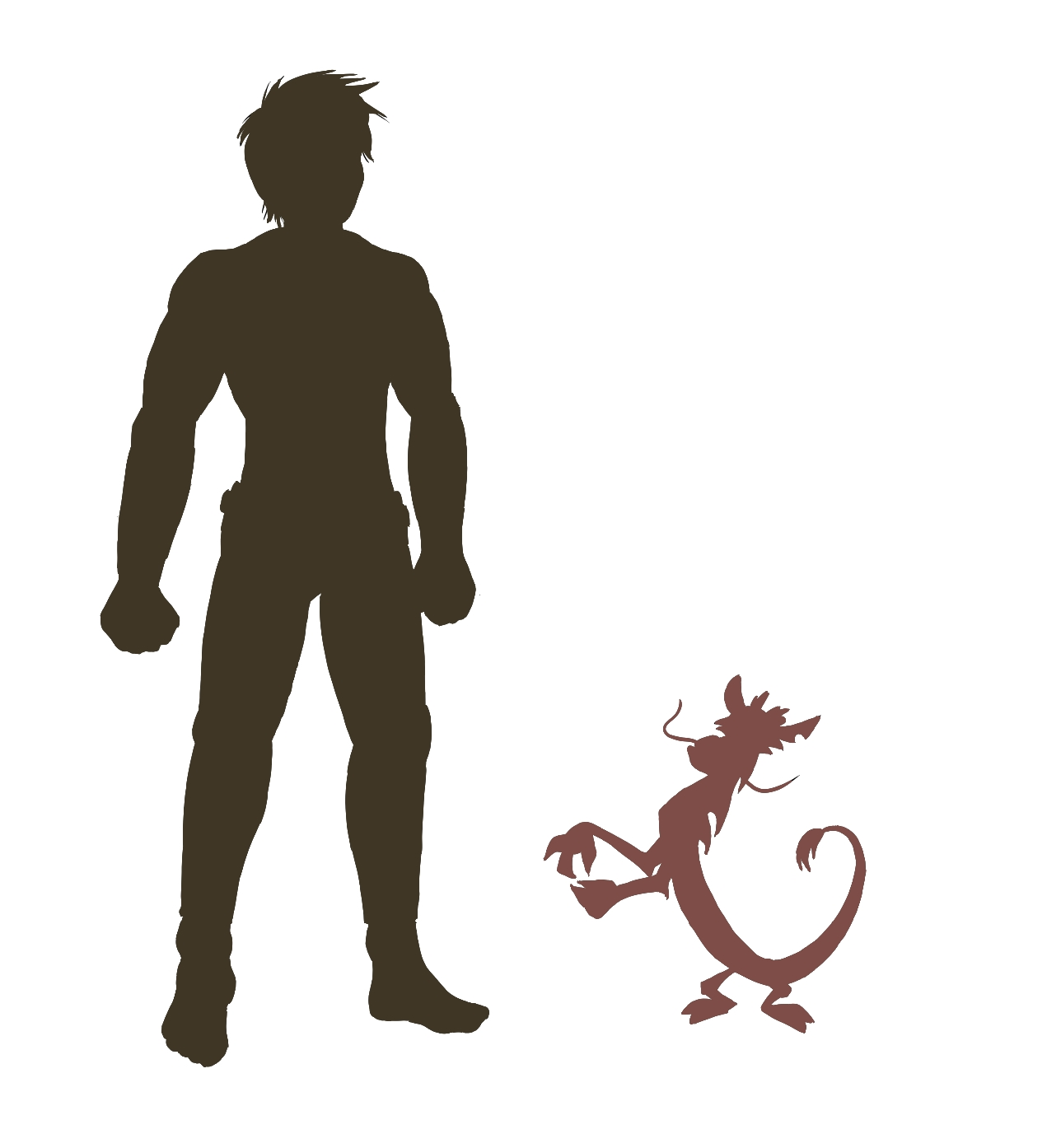 Dragon Size Chart! | Whims from - 121.8KB