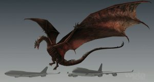 Making-of-Smaug-by-Weta-Digital-for-The-Hobbit-The-Desolation-of-Smaug-8