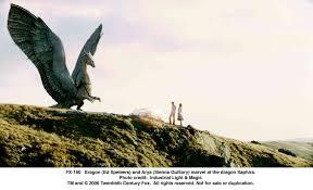Eragon size