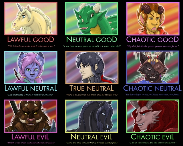 alignment chart DC 2