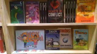 Bookface Local Authors Books