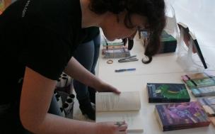 Signing away