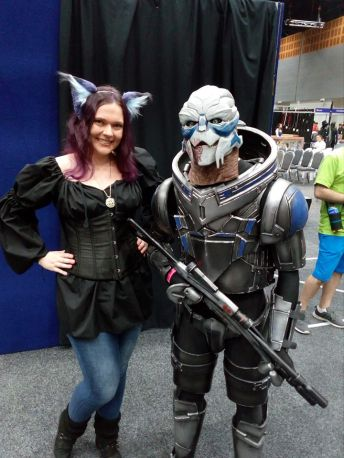 N and garrus