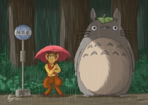 norf and totoro sig smaller