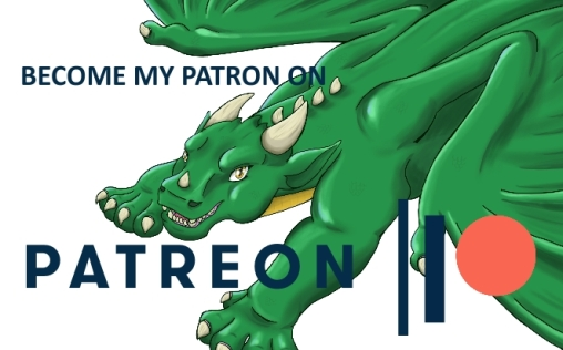 Patreon become my patron