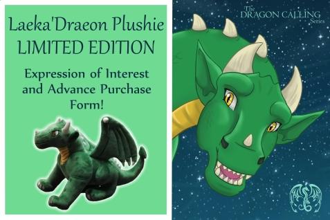 Dragon Plushie Order Form Image