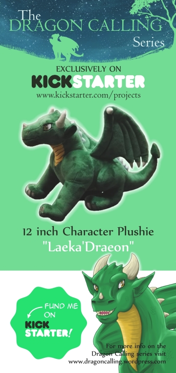 Dragon Calling Plushie Flyers 3