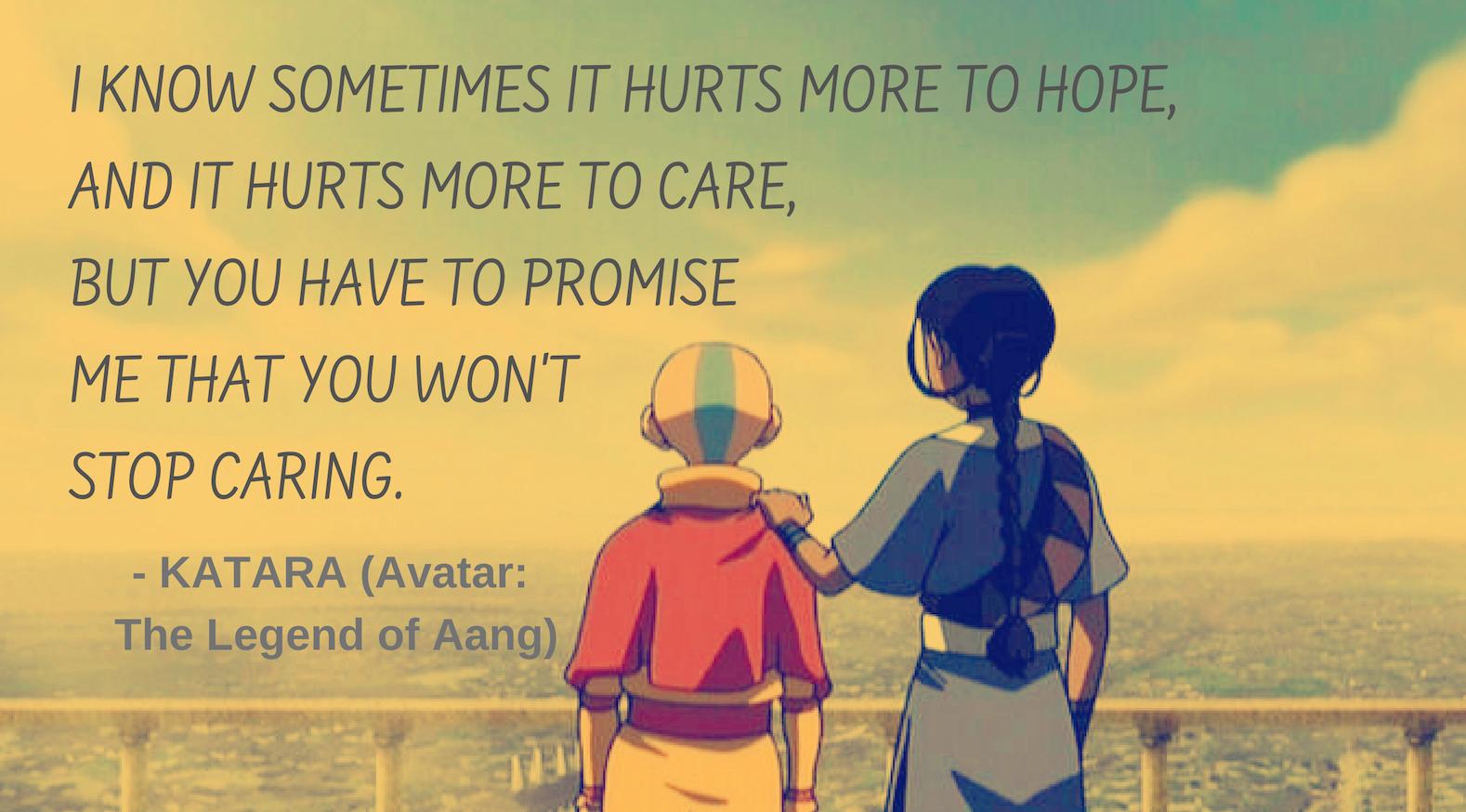 movie quote legend of aang 2