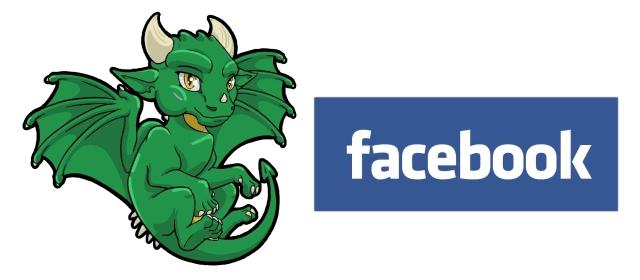 DC Logo Facebook