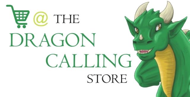 Dragon Calling Store Logo Image2