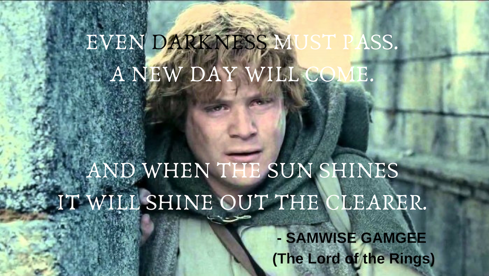 movie quote lord of the rings 2