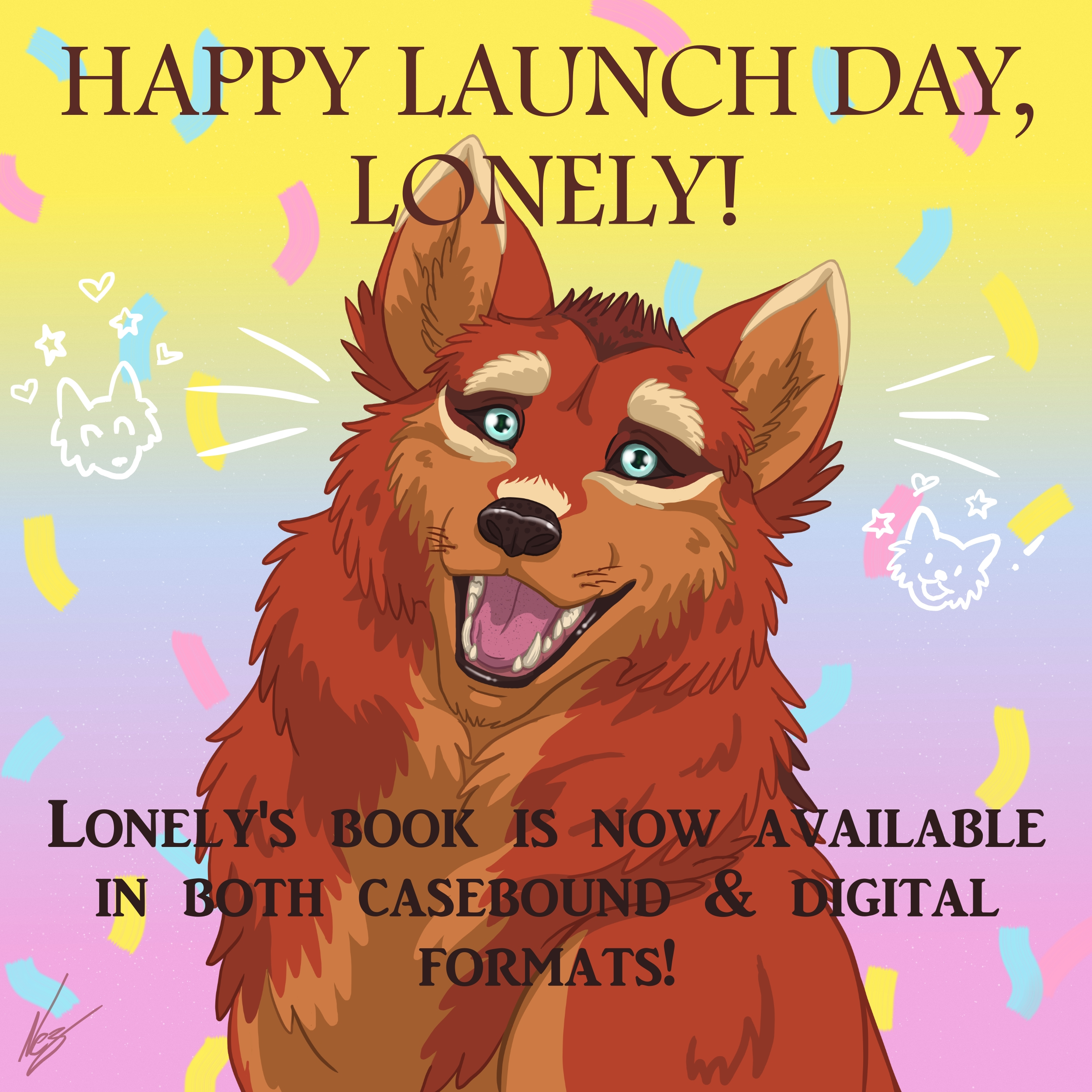 Launch Day Lonely 2
