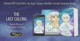 Last Calling Book Banner